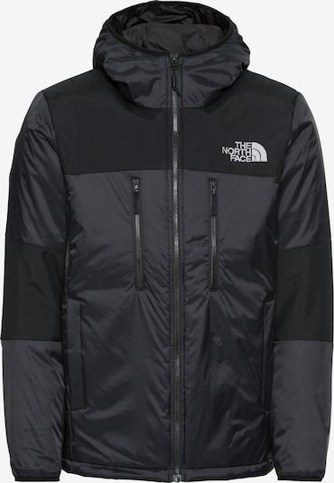 THE NORTH FACE Jacke 'Men's Himalayan' in grau / schwarz, Produktansicht