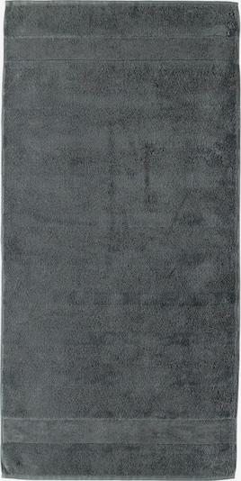 Cawö Handtücher in anthrazit, Produktansicht