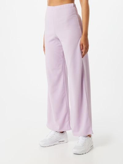 SISTERS POINT Nohavice - pastelovo fialová, Model/-ka