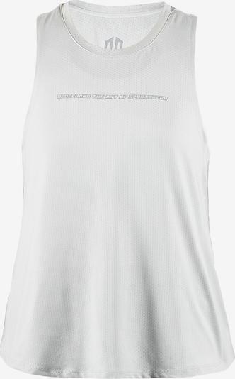 MOROTAI Sporttop 'Comfy Active' in grau / hellgrau, Produktansicht