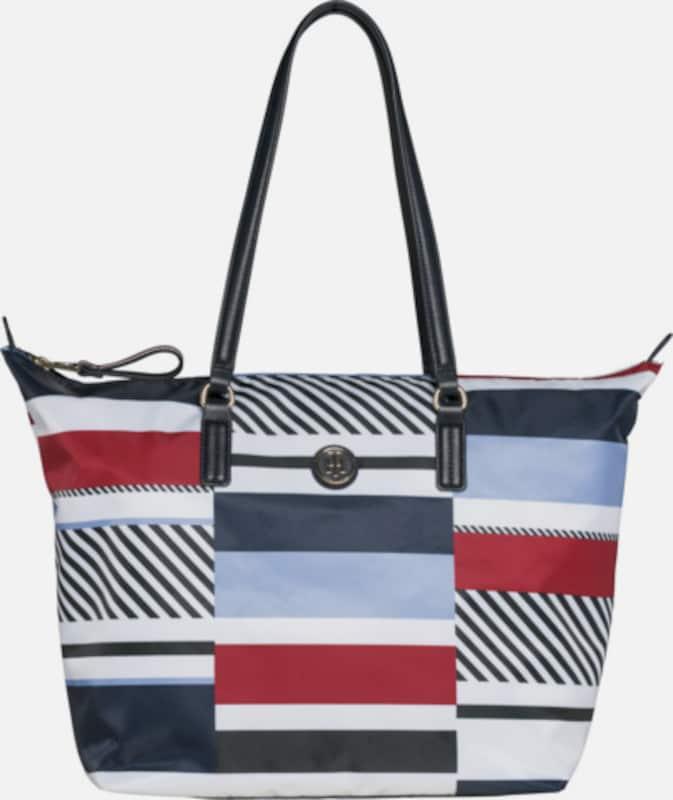 TOMMY HILFIGER Tasche,Patchwork stripe