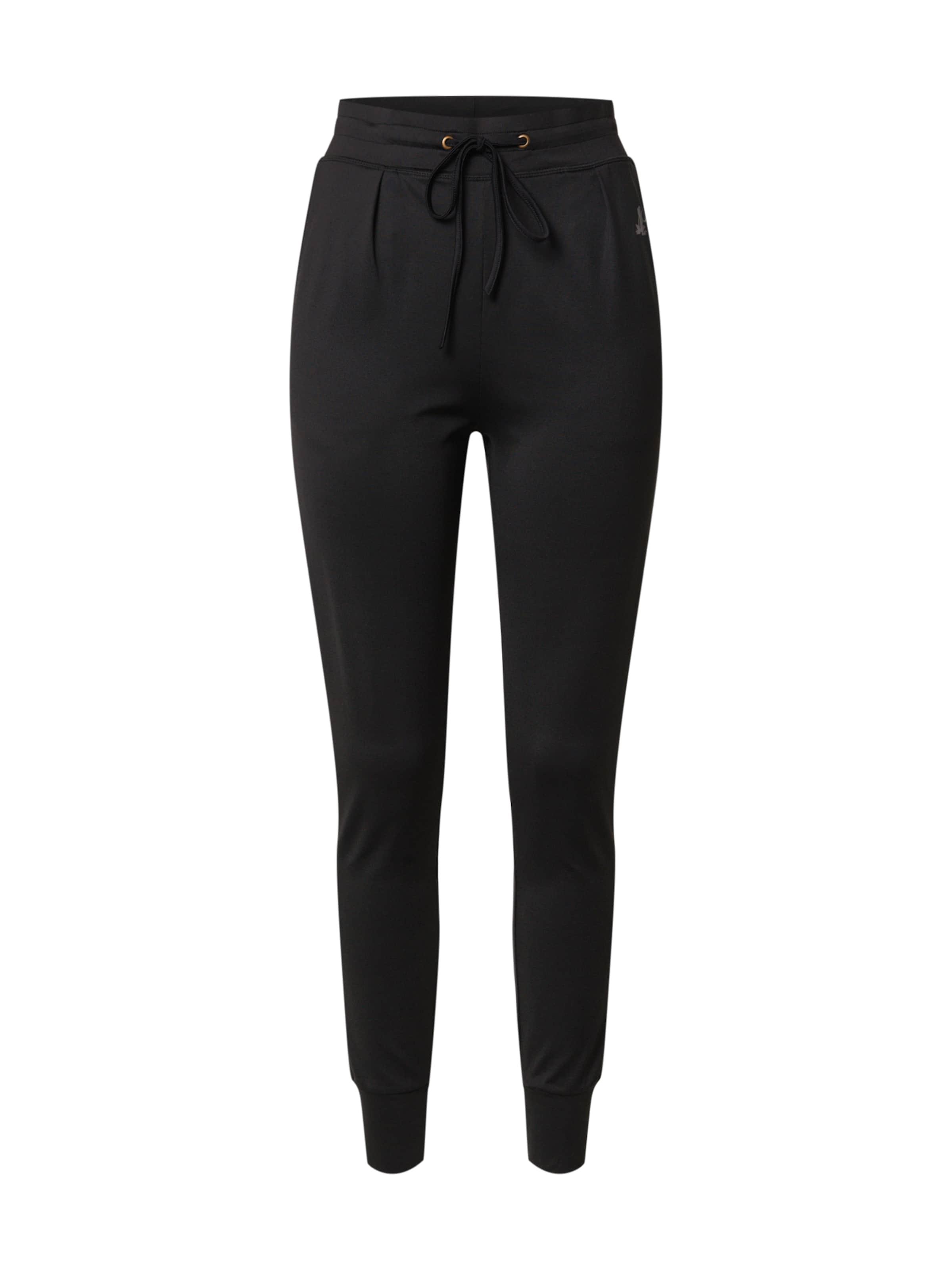 CURARE Yogawear Sportbyxa i svart