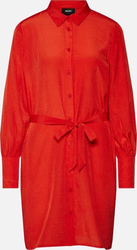 Rouge Shirt Robe Feu Object En s Dress' 'dotteo L chemise PiuXZkO