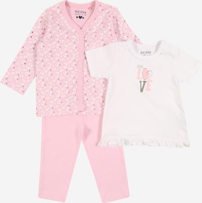 BLUE SEVEN Pyjama en rose, Vue avec produit