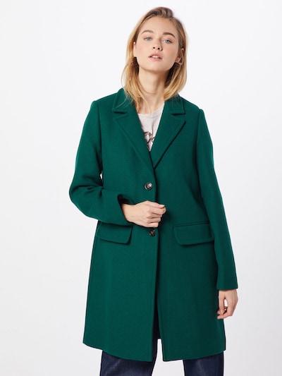 ESPRIT Mantel in dunkelgrün, Modelansicht