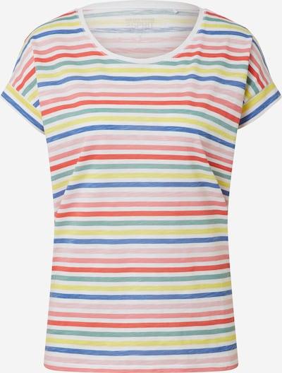 ESPRIT Shirt in blau / grün / rot / weiß, Produktansicht