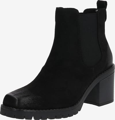 MTNG Chelsea Boots 'ZEUS' en noir, Vue avec produit