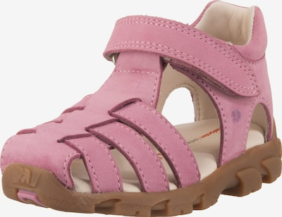 ELEFANTEN Sandale 'Fido' in rosa: Frontalansicht