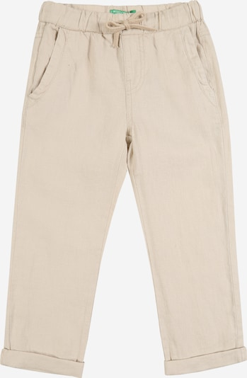 UNITED COLORS OF BENETTON Broek in de kleur Beige, Productweergave