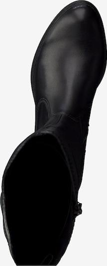 TAMARIS Stiefel in schwarz: Draufsicht