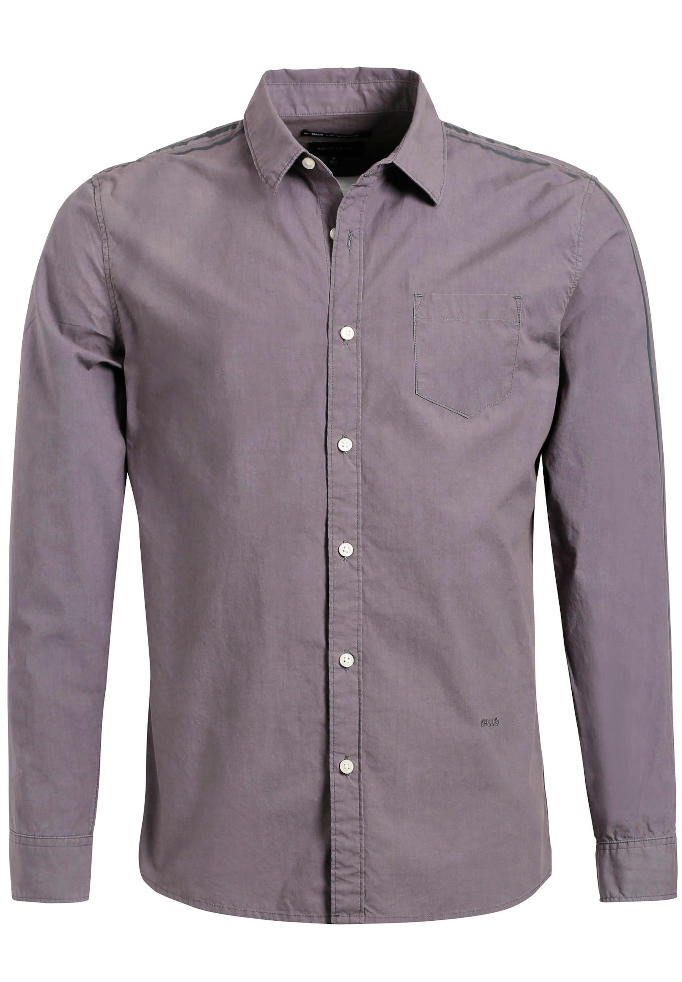Khujo In 'valentin' 'valentin' TaupeSilbergrau In Shirt Khujo Shirt vnwNPmO8y0