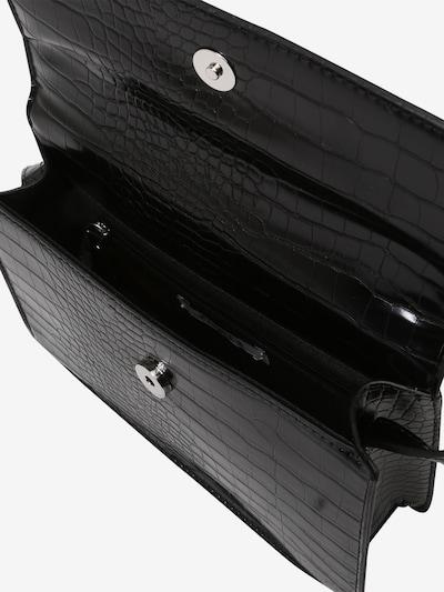 PIECES Umhängetasche 'PCJULIE' in schwarz: Draufsicht