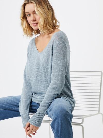 VILA Pullover in hellblau, Modelansicht