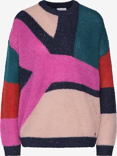 NÜMPH Trui 'Numoroccan' in de kleur Gemengde kleuren, Productweergave