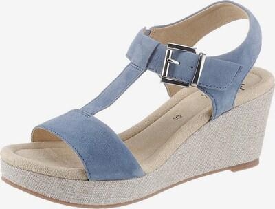ARA Sandalette in hellblau, Produktansicht
