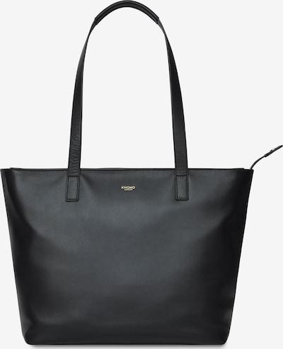 KNOMO Shopper 'Luxe' in schwarz, Produktansicht