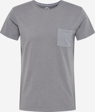 Hailys Men Shirt 'Sascha' in de kleur Grijs gemêleerd, Productweergave
