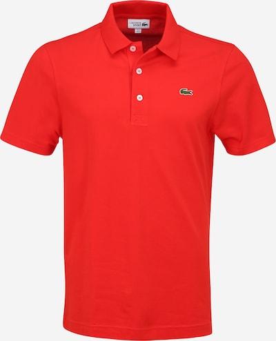 Lacoste Sport Functioneel shirt in de kleur Rood, Productweergave