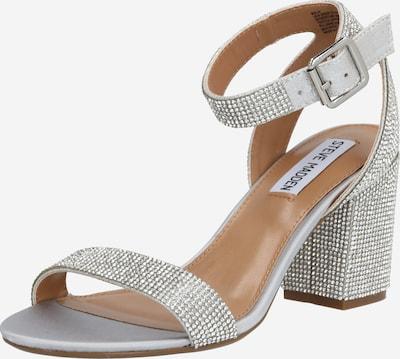 STEVE MADDEN Sandale 'MALIA' in silber, Produktansicht