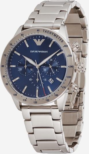 Emporio Armani Uhr 'AR11306' in blau / silber, Produktansicht