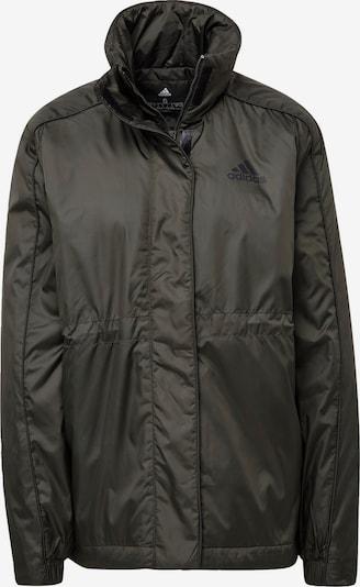 ADIDAS PERFORMANCE Jacke in khaki, Produktansicht