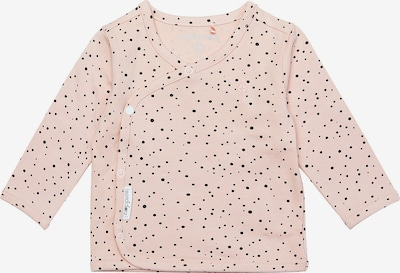 Noppies Shirt 'Lyoni' in rosa / schwarz, Produktansicht