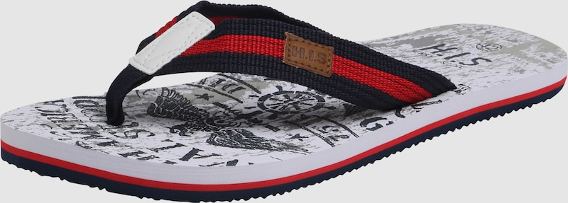 Haltbare Mode Schuhe billige Schuhe H.I.S | Leichter Zehentrenner Schuhe Mode Gut getragene Schuhe 45693a