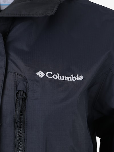 COLUMBIA Outdoor jacket 'Pouring Adventure' in Black, Item view