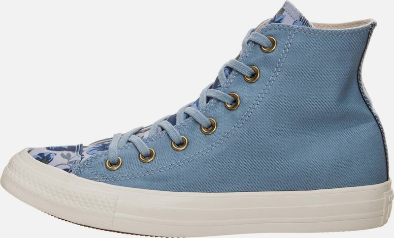 ebcd624ca3a CONVERSE Sneakers hoog 'Chuck Taylor All Star Parkway' in Hemelsblauw / Wit  | ABOUT YOU