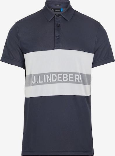 J.Lindeberg Poloshirt 'Theo' in navy, Produktansicht
