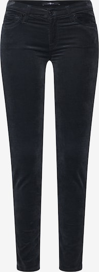 7 for all mankind Broek 'THE SKINNY' in de kleur Grijs, Productweergave