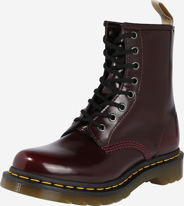 Dr. Martens Stiefelette in Rot