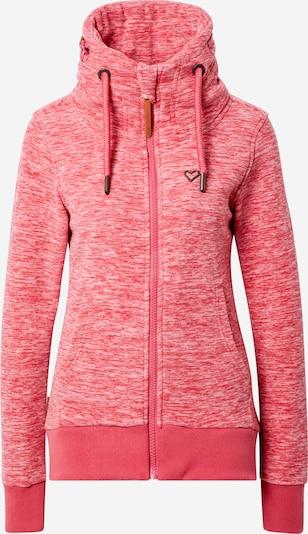 Alife and Kickin Sweatshirt 'Vivian' in cranberry, Produktansicht