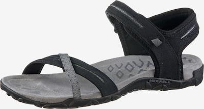 MERRELL Outdoorsandalen in schwarz, Produktansicht
