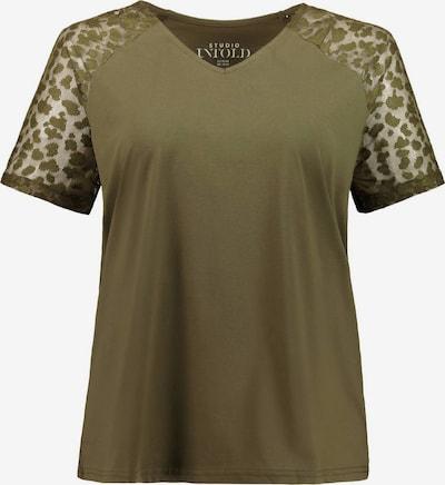 Studio Untold Shirt in de kleur Kiwi, Productweergave