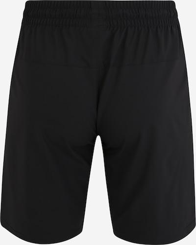 REEBOK Shorts 'Wor Woven' in schwarz: Rückansicht