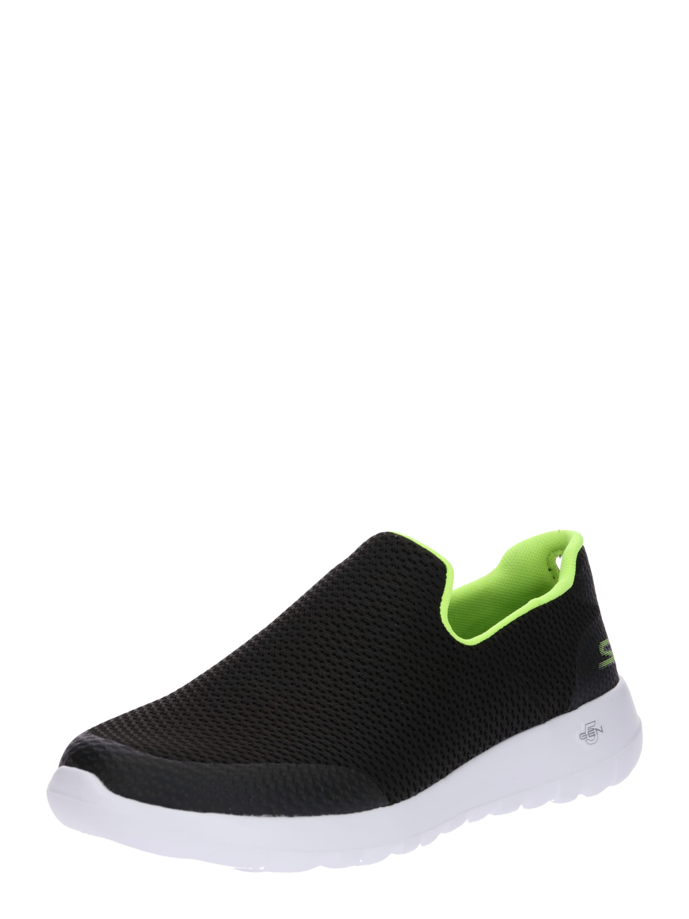 'go Walk Slipper In Skechers LimetteSchwarz Max' Pwk0n8O