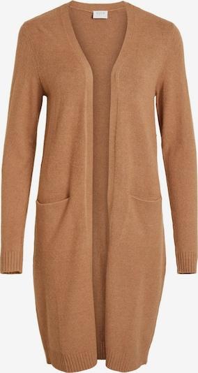 VILA Knit cardigan 'Ril' in Light brown, Item view