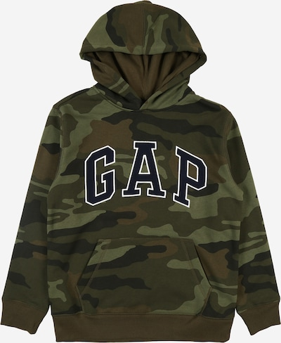 GAP Sweatshirt in khaki, Produktansicht