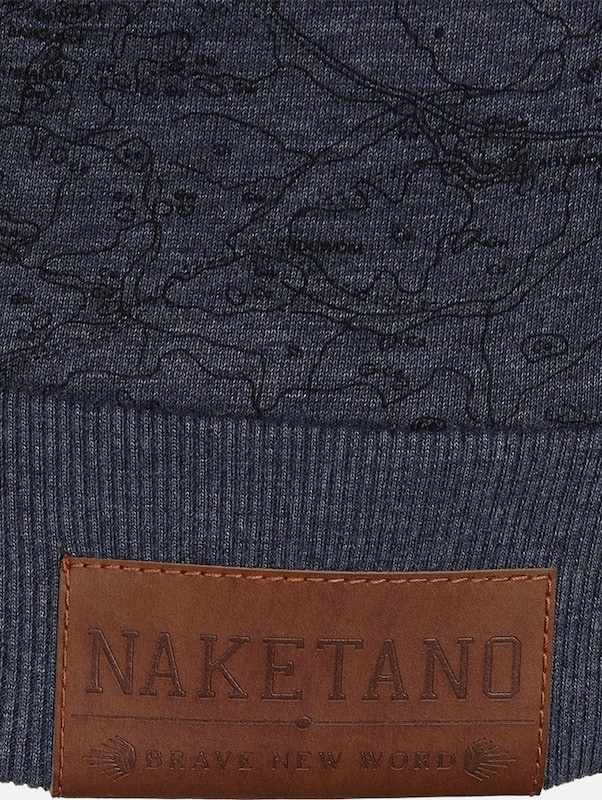 naketano Male Sweatshirt