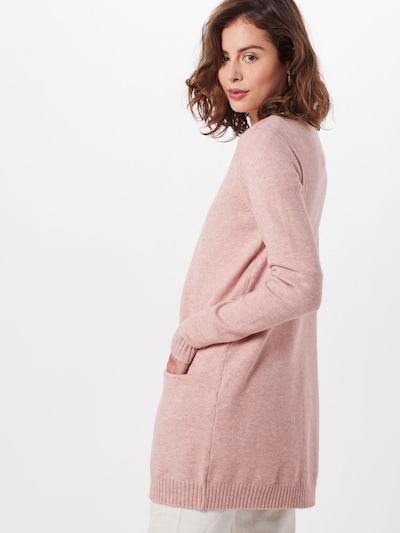 VILA Cardigan 'Ril' in rosa: Rückansicht