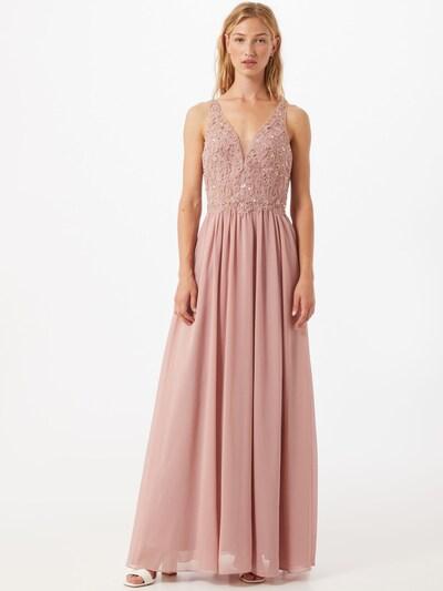 Laona Kleid in rosa, Modelansicht