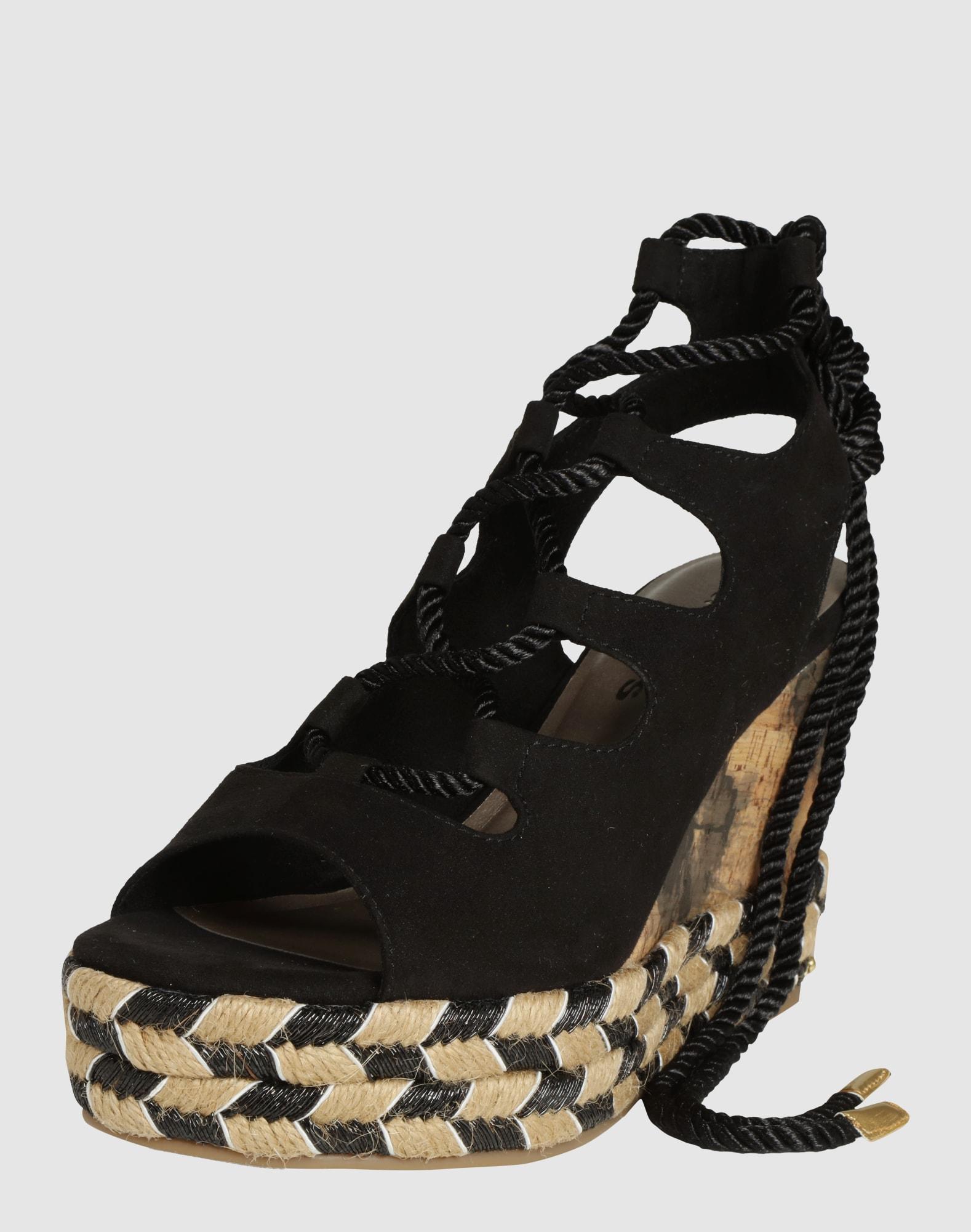 tamaris sandalen in schwarz about you. Black Bedroom Furniture Sets. Home Design Ideas