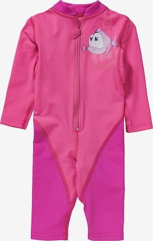 HYPHEN Badeanzug in Pink