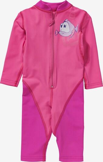 HYPHEN Badeanzug in pink, Produktansicht