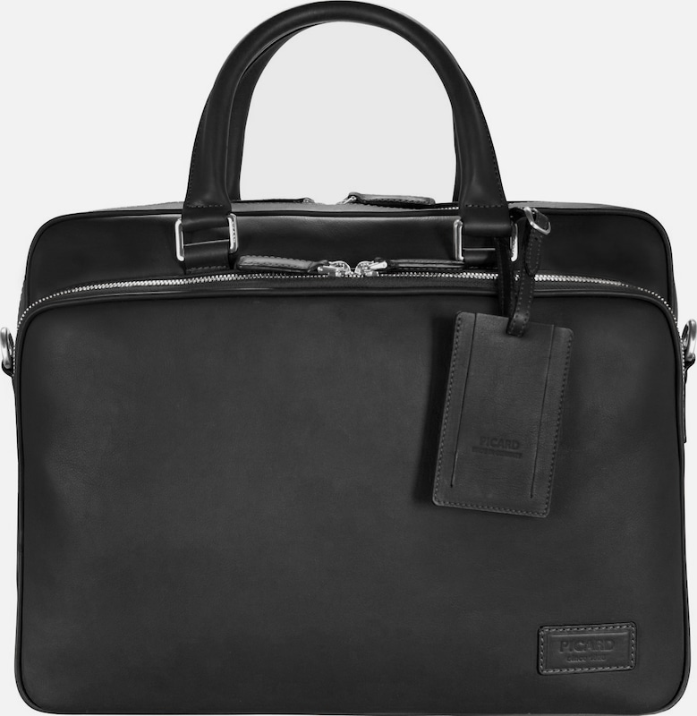 Picard Authentic Leather Briefcase 38 Cm