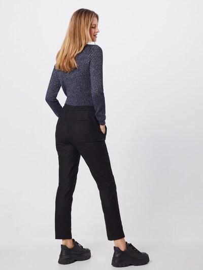 SET Spodnie w kolorze czarnym: Widok od tyłu