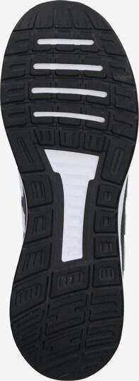 ADIDAS PERFORMANCE Loopschoen in de kleur Donkergrijs / Wit: Onderaanzicht