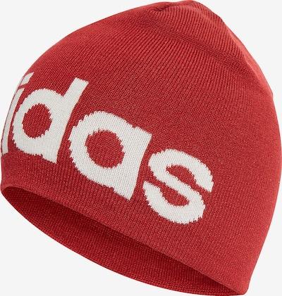 ADIDAS PERFORMANCE Mütze in rot / weiß, Produktansicht