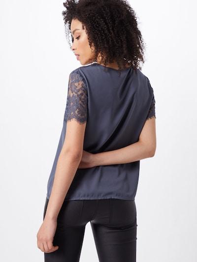 VERO MODA Koszulka 'ASHLEY' w kolorze niebieskim: Widok od tyłu
